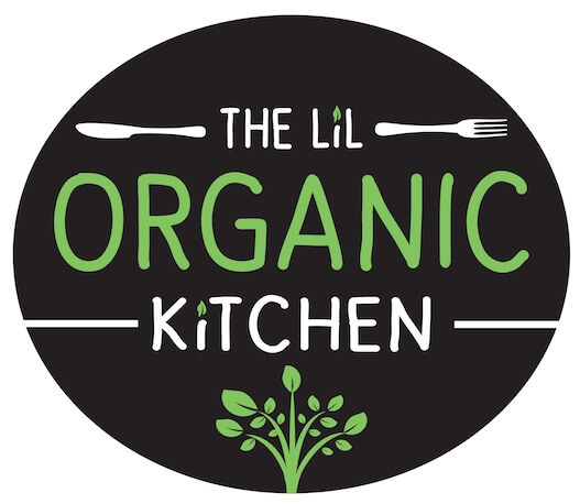 The Lil Organic Kitchen  logo